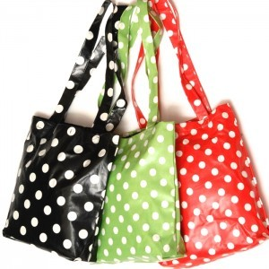 Dotty Tote Bags