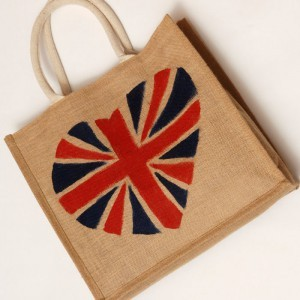 Union Jack Bag for Life