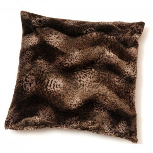 Ursula Faux Fur Cushion
