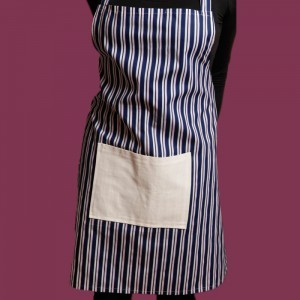 Adult Stripe Apron
