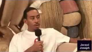 Jacqui Joseph meets Ludacris