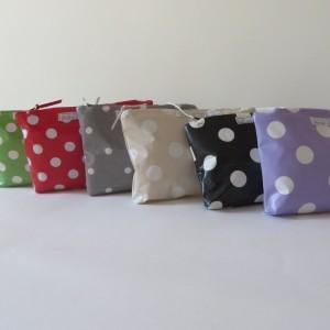 Medium Dotty Cosmetic Bags