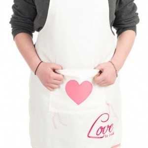 Love to Cook Childs Apron 7- 14 years