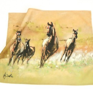 Freedom Field Tea Towel