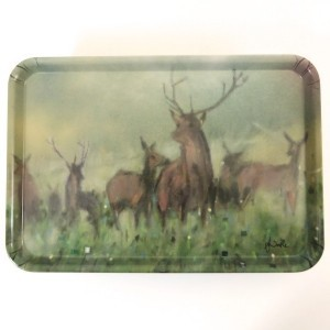 Norse Stag Large Serving Tray