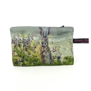 Sunrise Hare Lipstick Coin purse