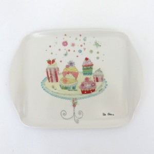 Cupcake Delights Medium Serving Tray