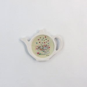Joyous Teacup Spoon/Teabag Tidy