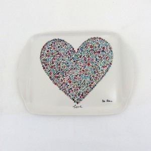 Ditsy Love Scatter Tray