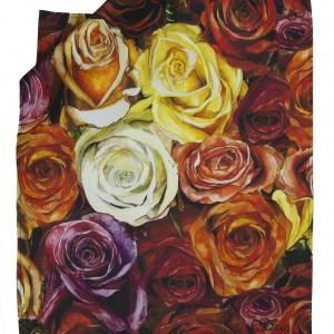 Rosa Tea Towel