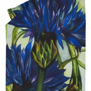 Cornflower Blue Tea Towel
