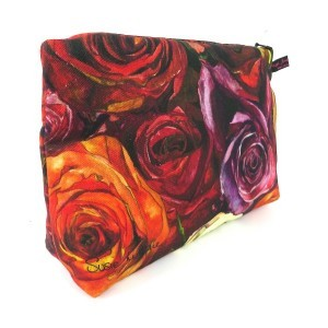 Rosa Wash/Clutch Bag