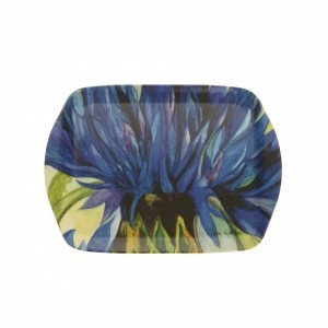 Cornflower Blue Scatter Tray