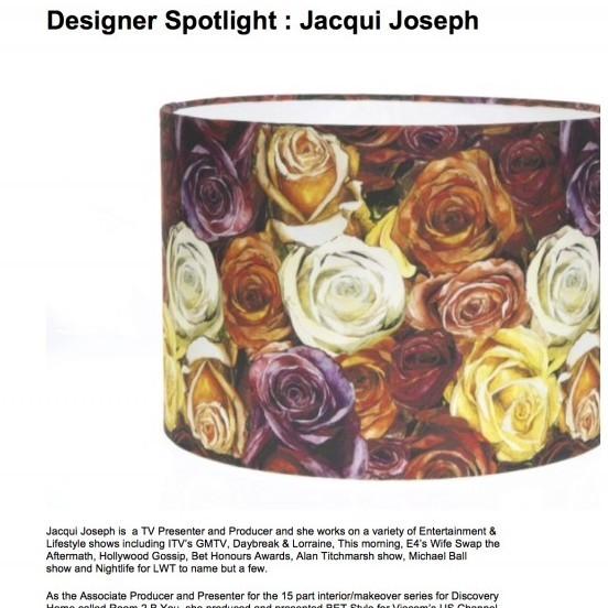 House of Coco – Designer Spotlight Interview – Jacqui Joseph