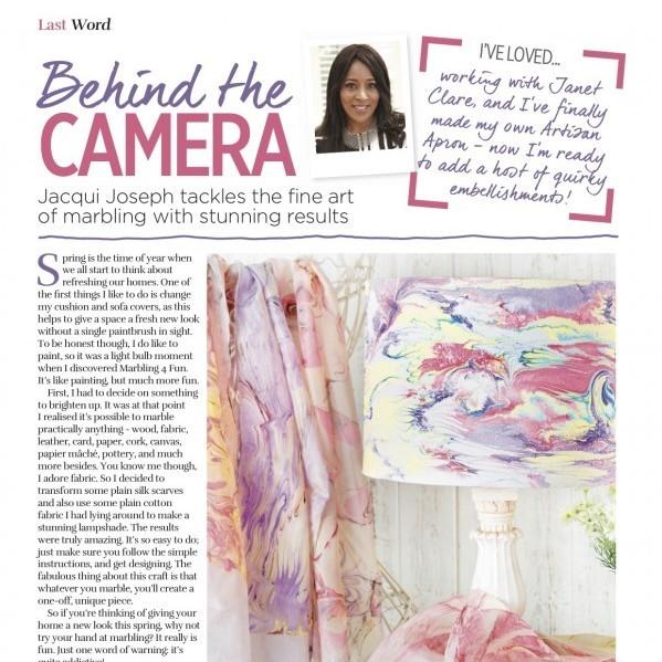 Crafts Beautiful Magazine – February 2016