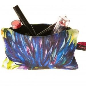 Cornflower Blue Lipstick/Coin Purse