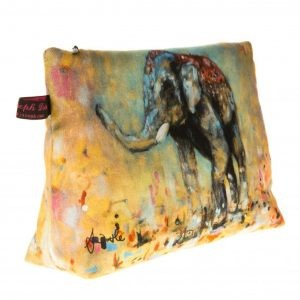 Bibha Wash/Clutch Bag